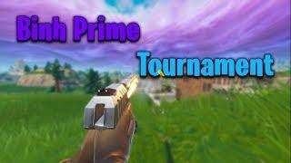 BINH PRIME TOURNAMENT EVENTS | anh chuẩn bị 8h bắn giải nhaaaa