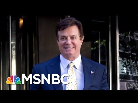What Fortunes Will Paul Manafort Lose In His Plea Deal? | Velshi & Ruhle | MSNBC