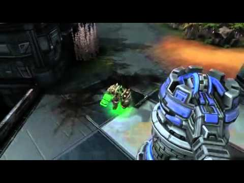 Blizzard DOTA - Announcement Trailer