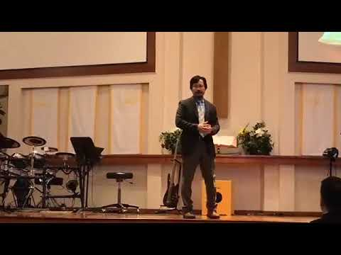 Sermon in Eagan MN 11 04 2017 - Ps. Salad Vang