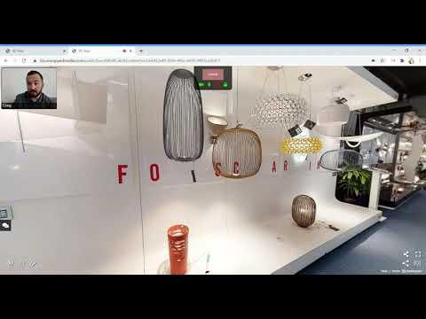 Unwrapped Media Dubai 3D Matterport Virtual Tour For Huda Lighting