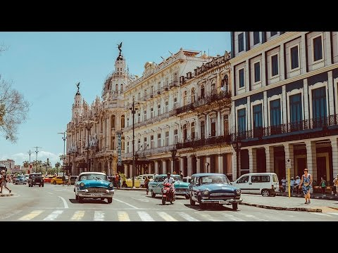 Photographers and viewers explore Cuba for first time in documentary series