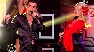 """Yo soy: David Bisbal y Yuri impresionaron al público con """"Bulería"""""""