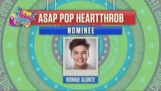 ASAP Pop Teen Choice 2016: Darren Espanto as Pop Heartthrob