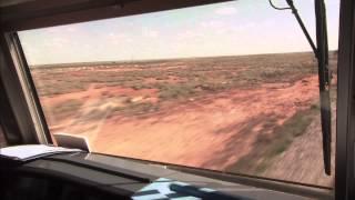 Indian Pacific Railroad of Australia