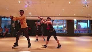 Ozuna - Quiero Mas feat.wisin y Yandel |Zumba | choreo by YU