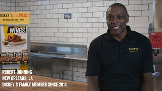 Testimonial Robert Dunning - Owner Testimonial - Dickey's Barbecue Pit
