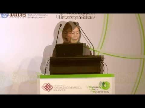 Summit on University Social Responsibility: Plenary Session I