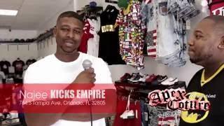 Apex Coture Magazine at Kicks Empire