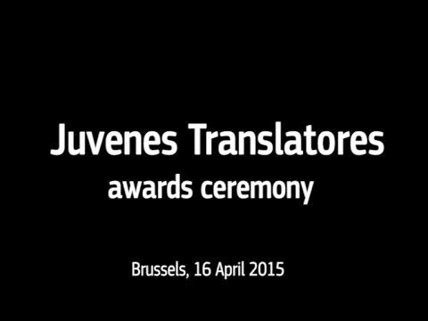 Juvenes Translatores Awards Ceremony