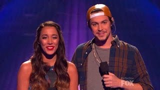 Repeat youtube video Alex and Sierra XF Performances Compilation