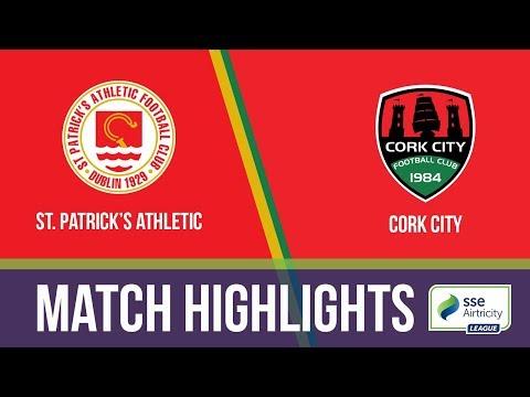 HIGHLIGHTS: St. Patrick's Athletic 2-3 Cork City