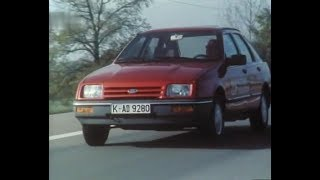 Autotest 1982 - Ford Sierra