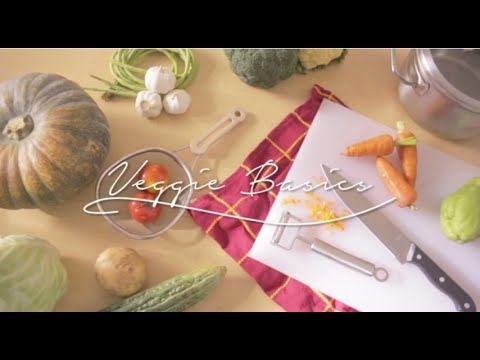 MAGGI | How to Cook: Veggie Basics | Nestle PH
