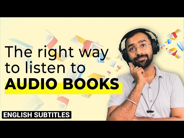 How I finished 30+ Audiobooks in 1 year?