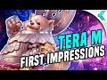 TERA MOBILE   First Impressions   IS THE HYPE REAL?! Mobile MMORPG