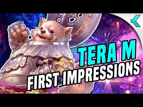 TERA MOBILE | First Impressions | IS THE HYPE REAL?! Mobile MMORPG