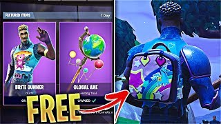 1 DEATH = 1 FREE 'Bright Gunner' Skin! Fortnite BRITE BAG Gameplay! (NEW SKINS UPDATE)