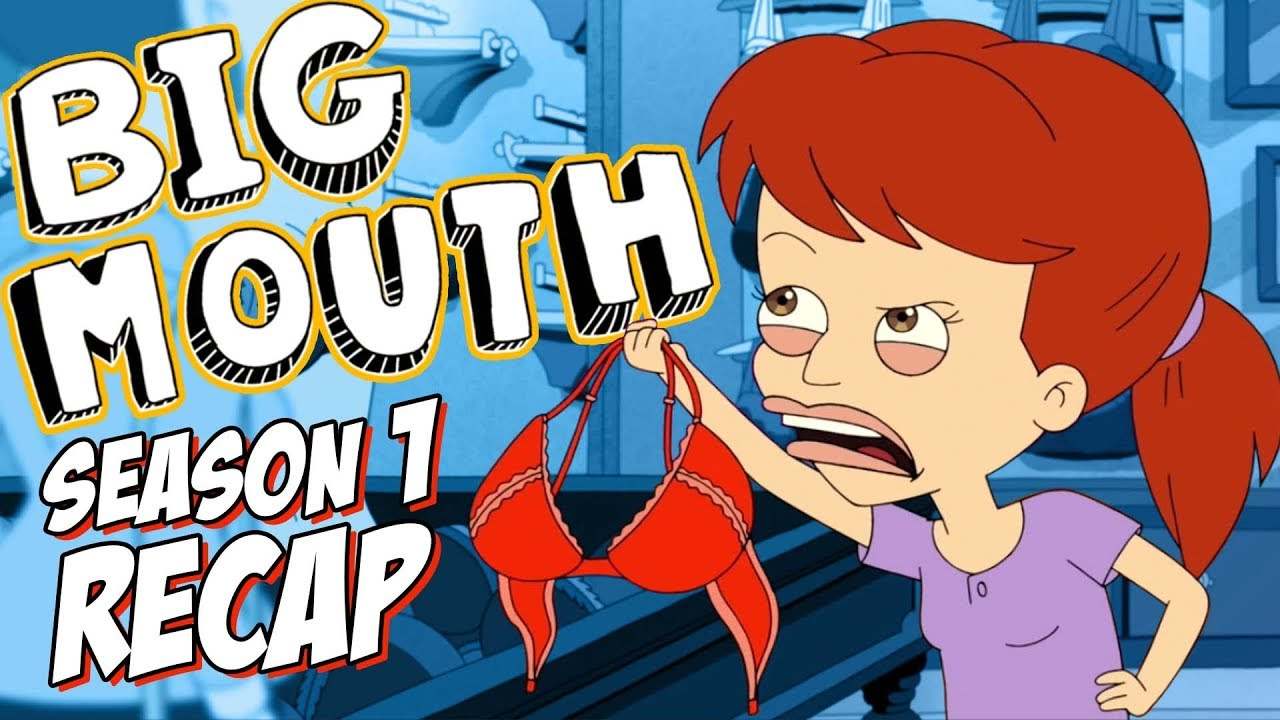 Download Big Mouth: Everything You NEED to Know Before Season 2