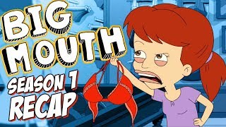 Big Mouth: Everything You NEED to Know Before Season 2