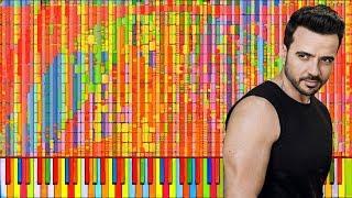Black Midi Despacito 2 Million Note Piano Remix Luis Fonsi Justin Bieber Hdsq Mid