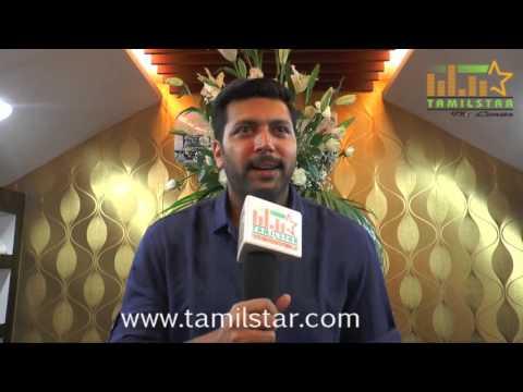 Jayam Ravi Inaugurates Toni and Guy Salon