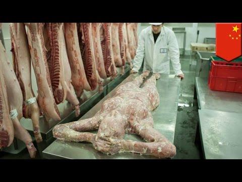 เนื้อมนุษย์บรรจุกระป๋อง หลอกเป็นเนื้อบดปรุงรส ส่งขายทั่วแอฟริกา