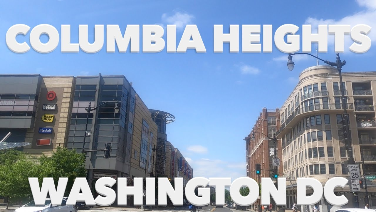Washington DC Neighborhoods: Columbia Heights and 16th Street Heights
