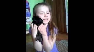 Moje zwierzaki i ja :)