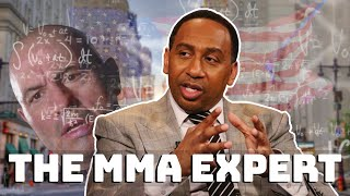 Stephen A. Smith The MMA Expert