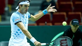 Highlights: Hubert Hurkacz (POL) v Leonardo Mayer (ARG)