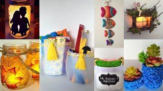 Transforme o Seu Lixo em Coisas Lindas – 6 Ideias Geniais