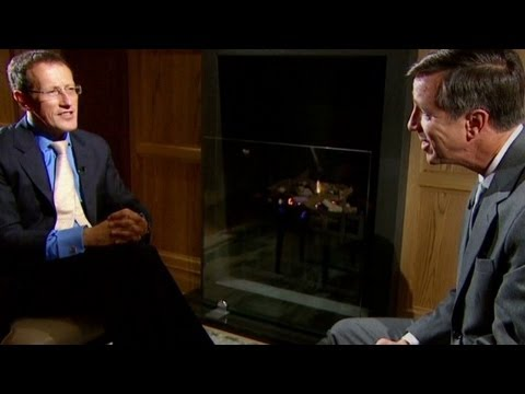 Marriott CEO talks to Richard Quest