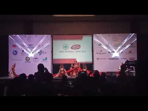 Lomba Dance Hand Hygiene RS. RK. Charitas di Jakarta