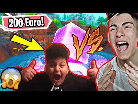 😱Fortnite *1VS1* gegen VSkillz um 200€!  | Can Wick