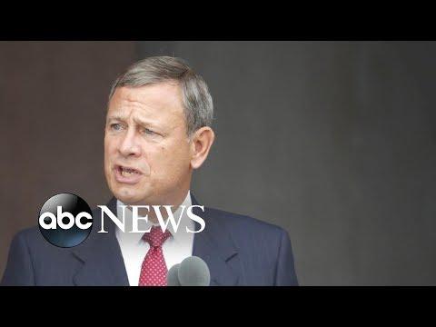 Supreme Court justice fires back at Trump for 'Obama judge' comment Mp3