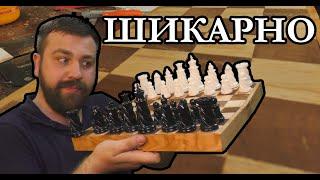 Шикарный подарок на 3D принтере / шахматы своими руками