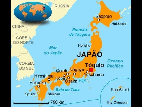 japão mapa ASMR   Sussurro   Mapa do JAPÃO   Falando sobre o Japão   YouTube japão mapa