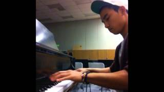 """""""Hold On"""" by Michael Buble (Piano Cover)"""