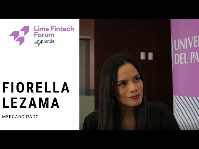 Lima Fintech Forum 2019 - Fiorella Lezama