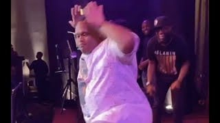 Bruhs Of Omega Psi Phi Fraternity, Inc. Imitated! | Karaoke Night