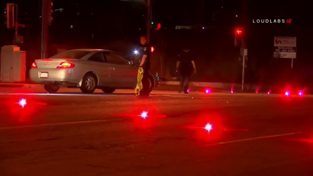 Possible Fatal Vehicle Vs Pedestrian / Riverside 7 23 19