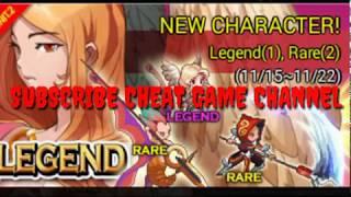 3 Hero Baru Update Perang Kerajaan Kingdom Wars Badai Naga Legenda super Dahsyat