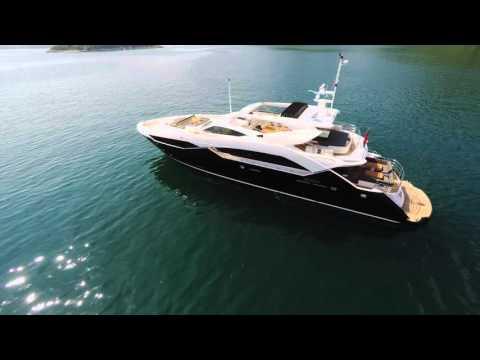 "Sunseeker 115 Sport Yacht ""Blackfish"""