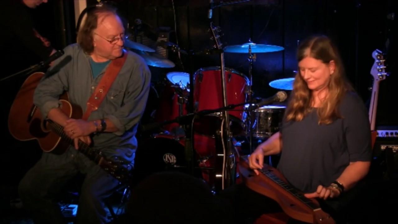 Blackest Crow, Traditional.  Wyatt and Barbara - Live at the Wildcat Inn, Jackson, NH.