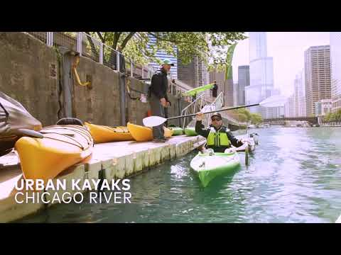 Chicago, Illinois: Outdoor Adventure On City Waterways