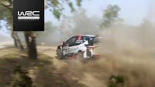 Wrc - rally italia sardegna 2017: highlights stages 10-12