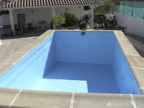 revestimiento piscinas dtp youtube