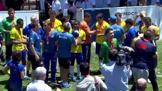 Final: Argentina - Brasil
