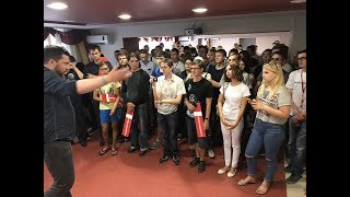 Открытие штаба Навального в Тольятти